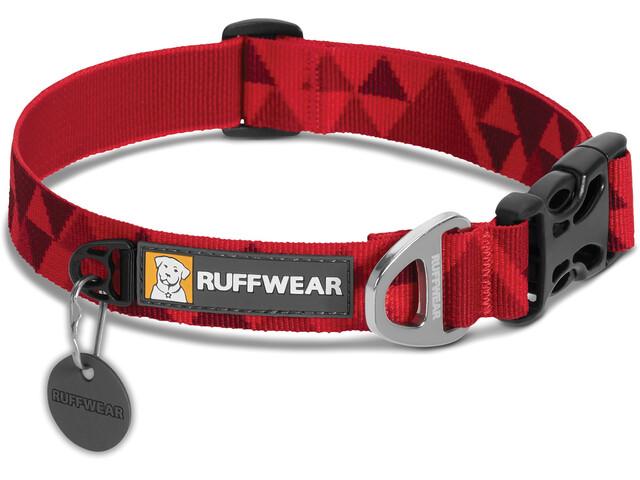 Ruffwear Hoopie Collar red butte